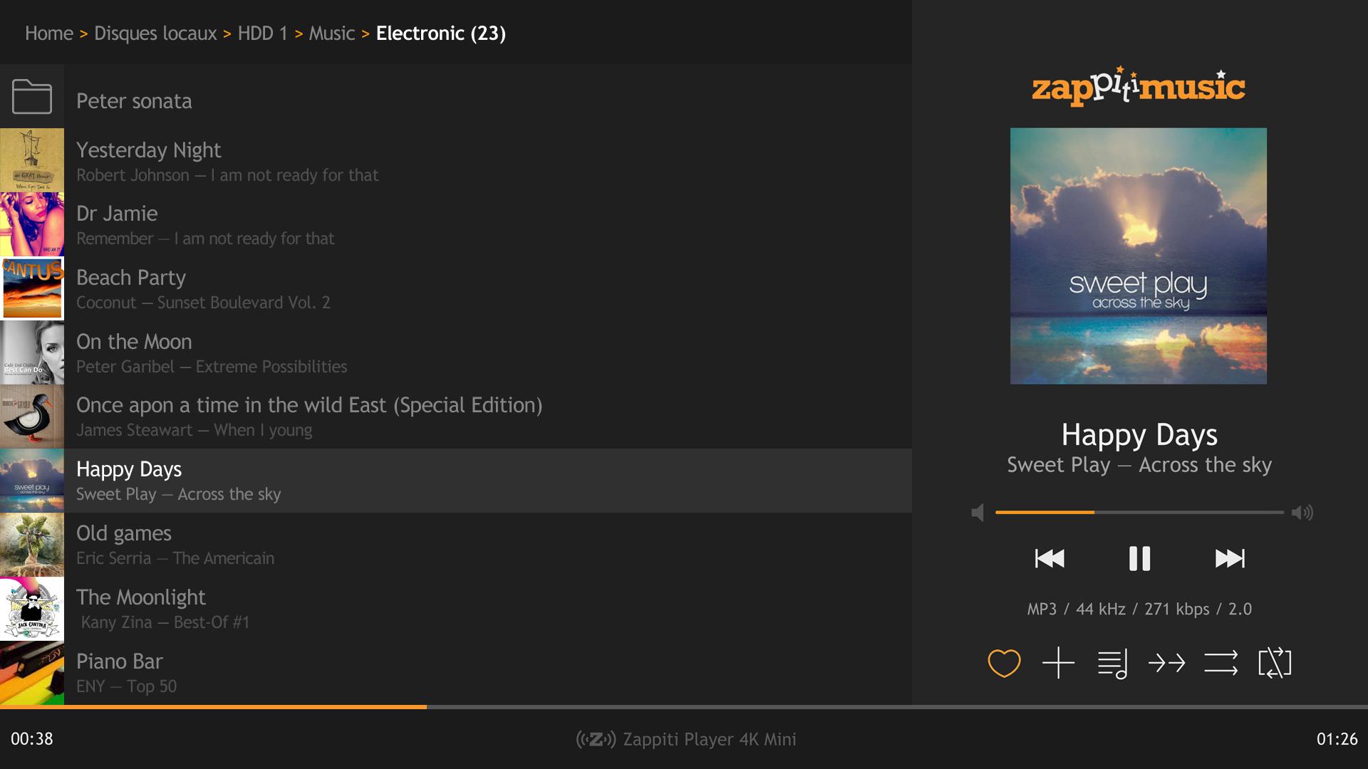 Zappiti music - Application couper musique ...